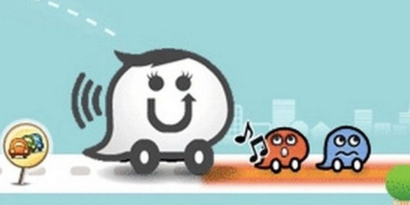 3) Conozcan cuánto tiempo estarán en el tráfico. Foto:Waze