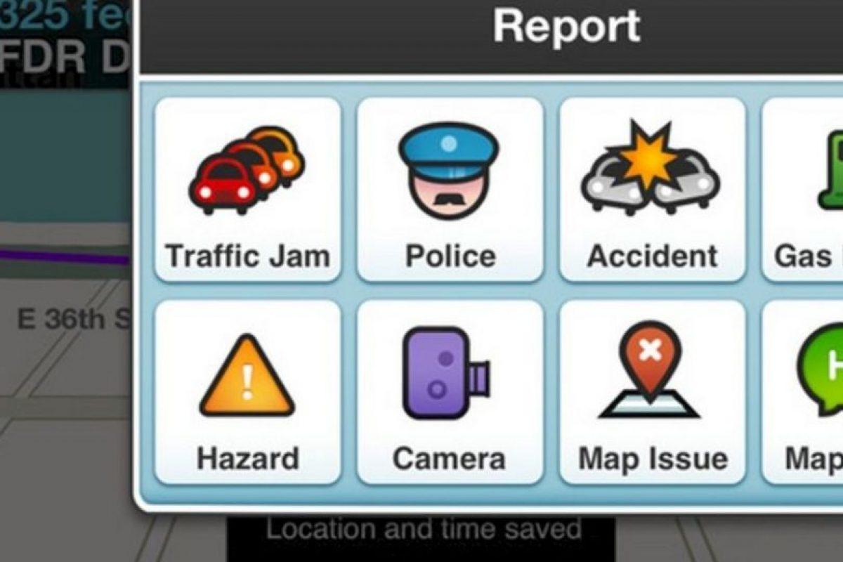 6) Conecten sus eventos de Facebook con Waze. Foto:Waze