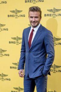 4. David Beckham. Foto:Getty Images