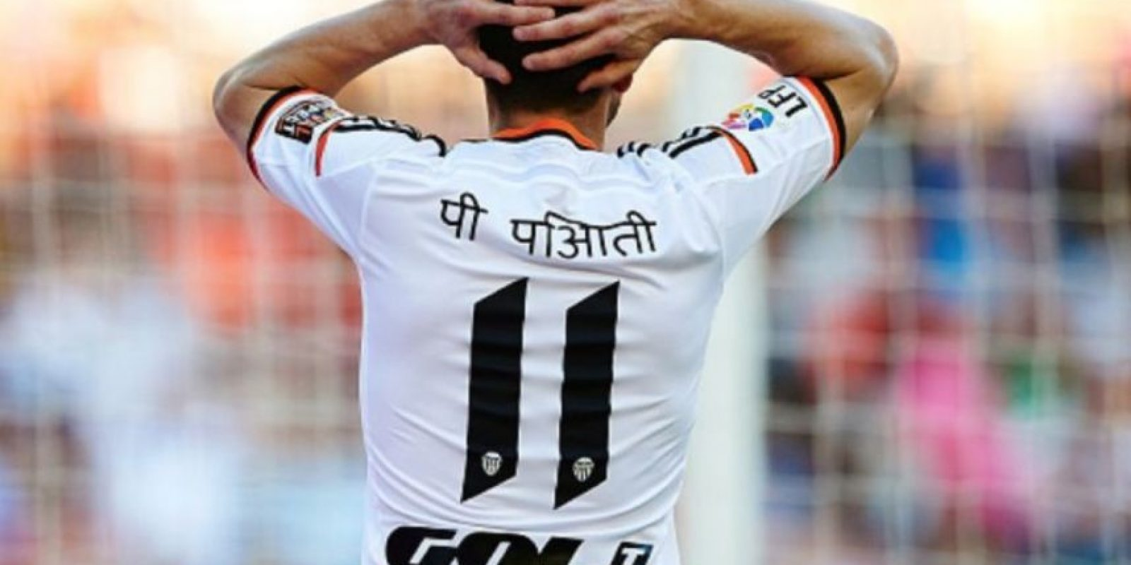 8. Valencia CF. Foto: Getty Images