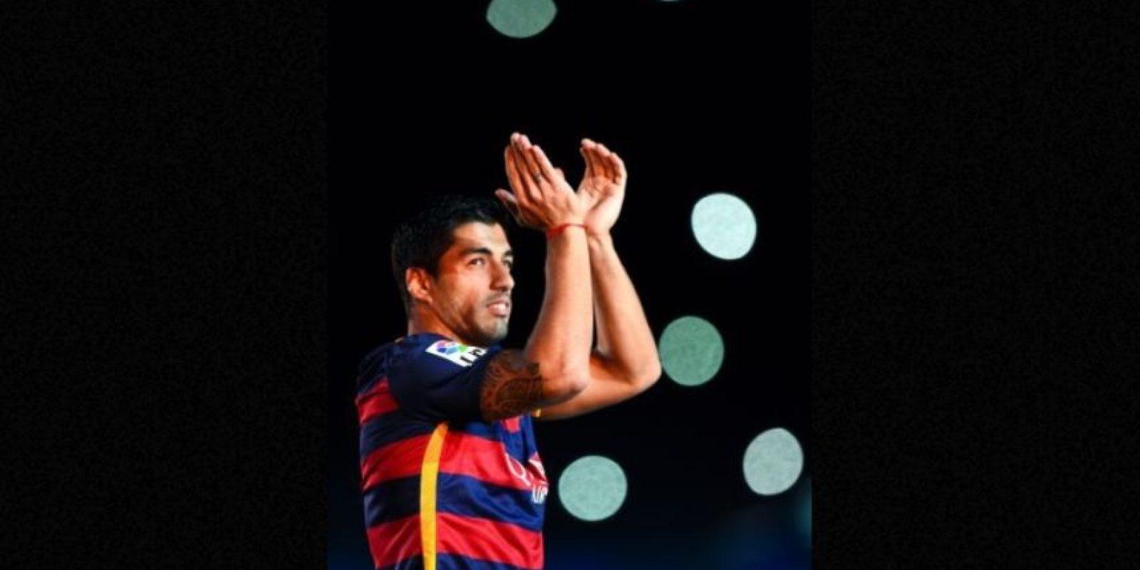9. Luis Suárez. Foto:Getty Images