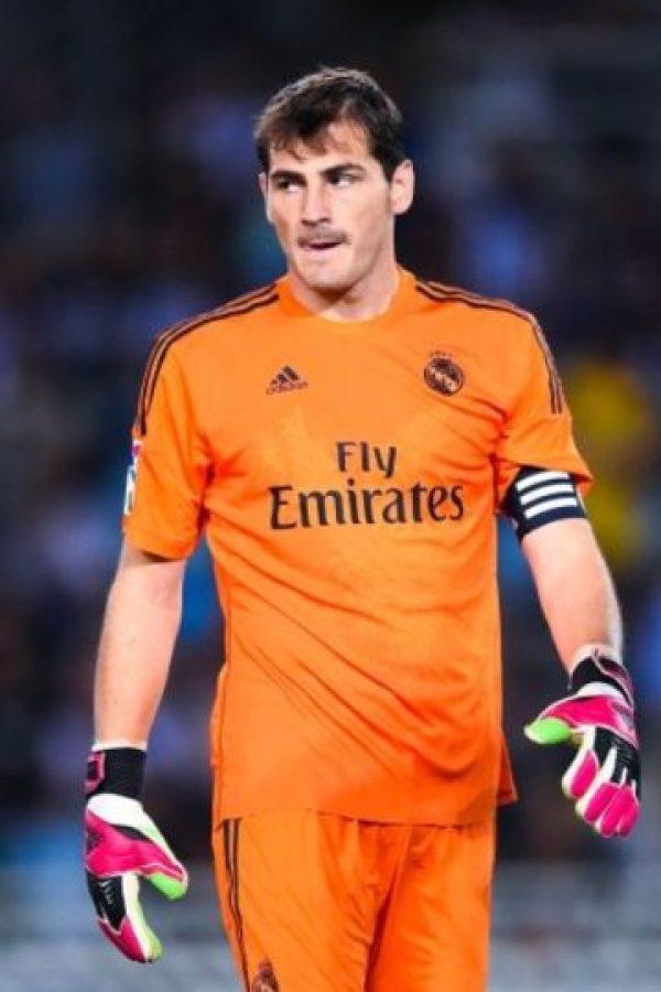 10. Iker Casillas. Foto:Getty Images