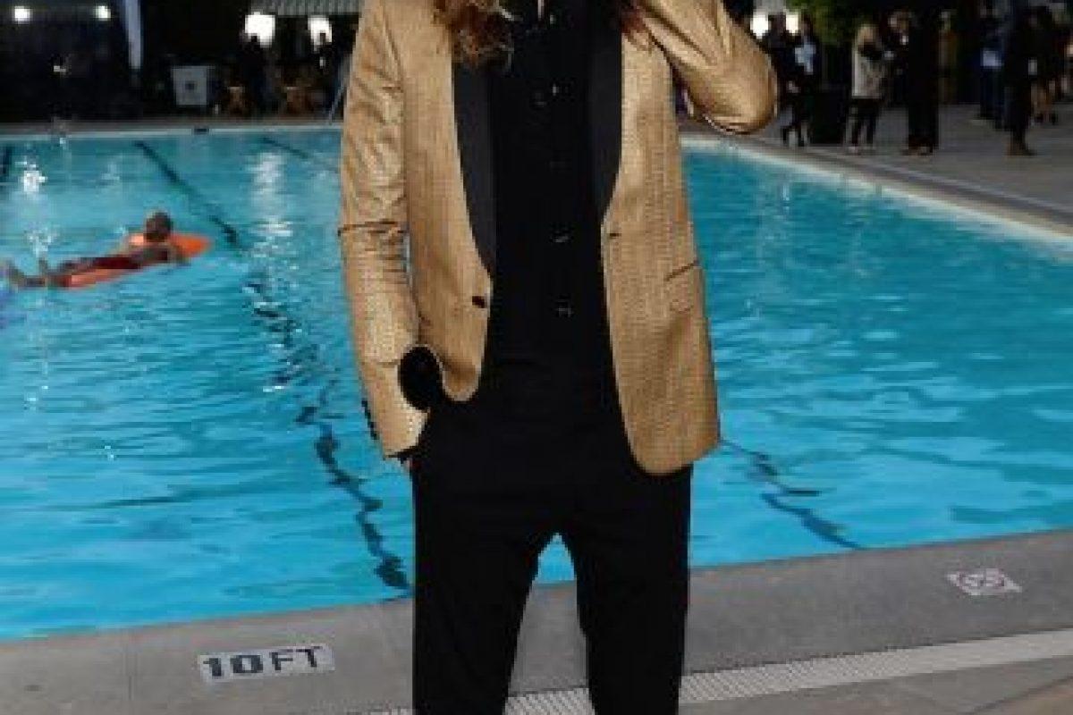 """El vocalista de 30 Seconds to Mars también ganó 20 kilos extra (44 libras) para la película """"Chapter 27"""" Foto:IMDB"""