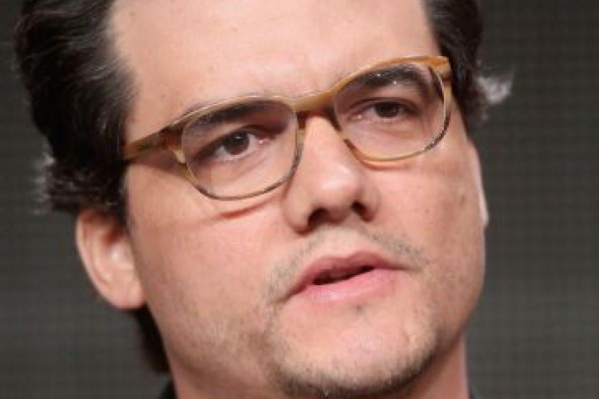 El actor de 39 años le da vida al famoso narcotraficante colombiano, Pablo Escobar Foto:Getty Images