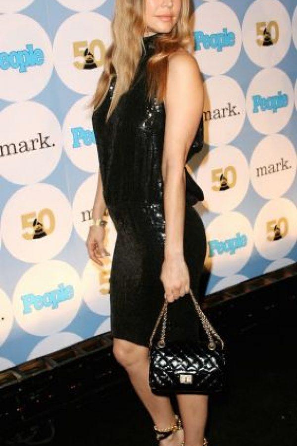 """La cantante e integrante de The Black Eyes Peas subió 10 kilos (22 libras) para el musical """"Nine"""". Foto:Getty Images"""