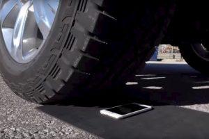 iPhone 6s fue puesto a prueba. Foto:Unbox Therapy / YouTube