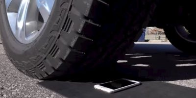 Video: Esto pasa cuando un iPhone 6s es