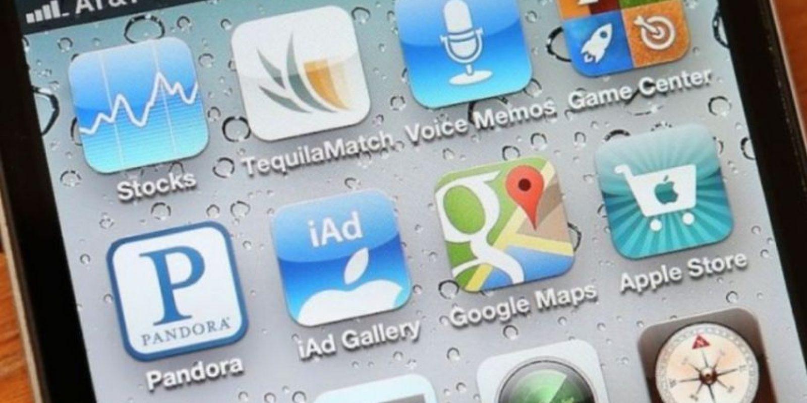 """4) Eliminación de la app """"Bang with friends"""". Foto:Getty Images"""