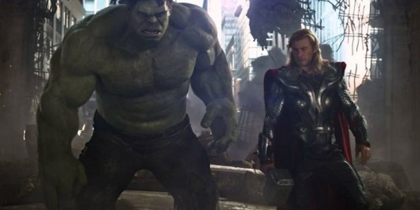 """En """"Thor: Ragnarok"""", el hijo de """"Odín"""" regresa a Asgard, su tierra natal, que se encuentra amenazada por """"Ragnarok"""" Foto:Marvel"""