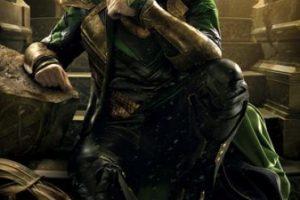 """Tom Hiddleston nuevamente interpretará a """"Loki"""" Foto:Marvel"""