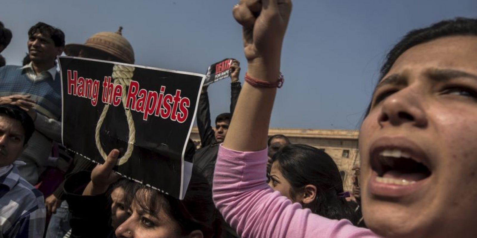 La menor fue agredida en un parque cercano a su hogar. Foto:Getty Images