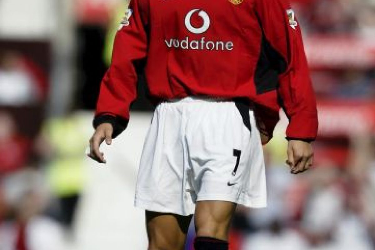 """CR7"" pasó seis temporadas en Manchester. Foto:Getty Images"