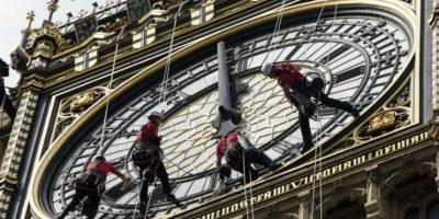Las reparaciones están calculadas en 40 millones de libras (62 millones de dólares). Foto:Getty Images