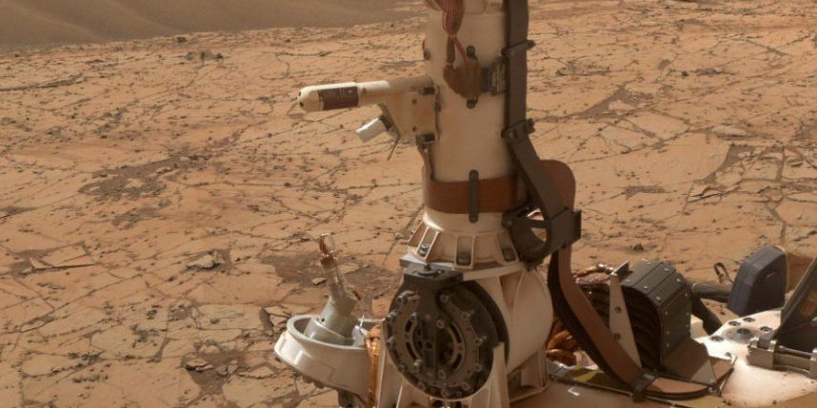 """""""Uno de los retos será lidiar con el viento"""", informa la agencia espacial estadounidense. Foto:Getty Images"""