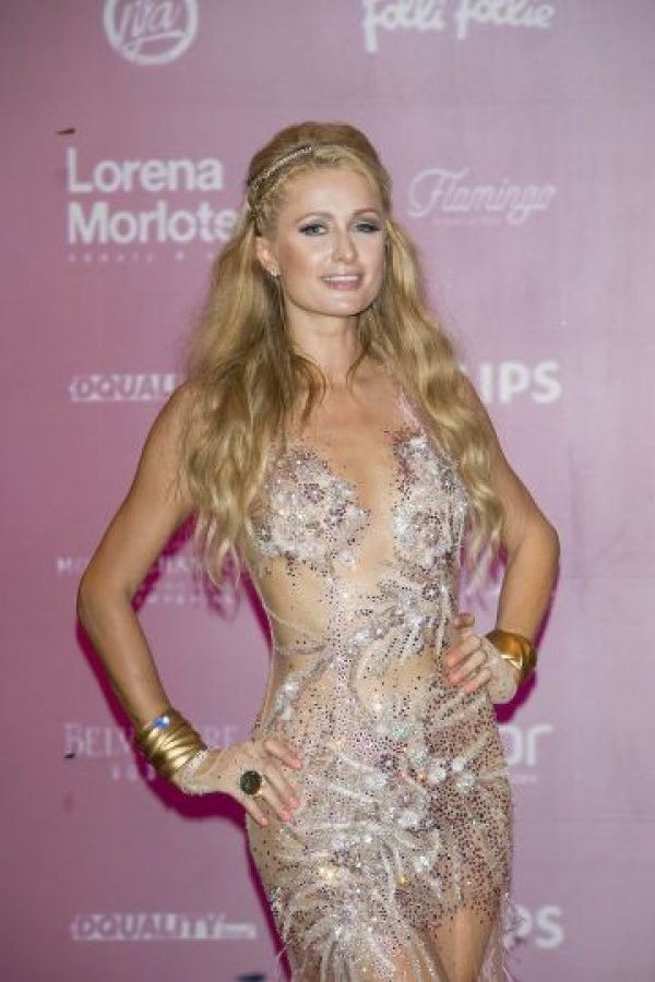 Paris Hilton pasó un gran susto durante su reciente visita a China Foto: Getty Images