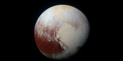 Plutón a demostrado a los cientñificos tener una gama amplia de colores. Foto:Vía nasa.gov