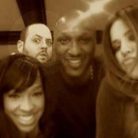 """3. Jamie Sangouthai: Era el mejor amigo de Lamar, a quien conoció en la secundaria y varias veces apareció en el reality show """"Khloe & Lamar"""". Murió en junio de este año por una las consecuencias del uso de drogas durante varios años. Foto:Vía instagram.com/forevermalika"""