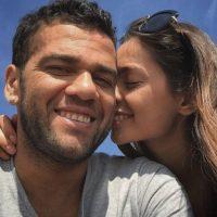 Y novia de Dani Alves. Foto:Vía instagram.com/joanasanz