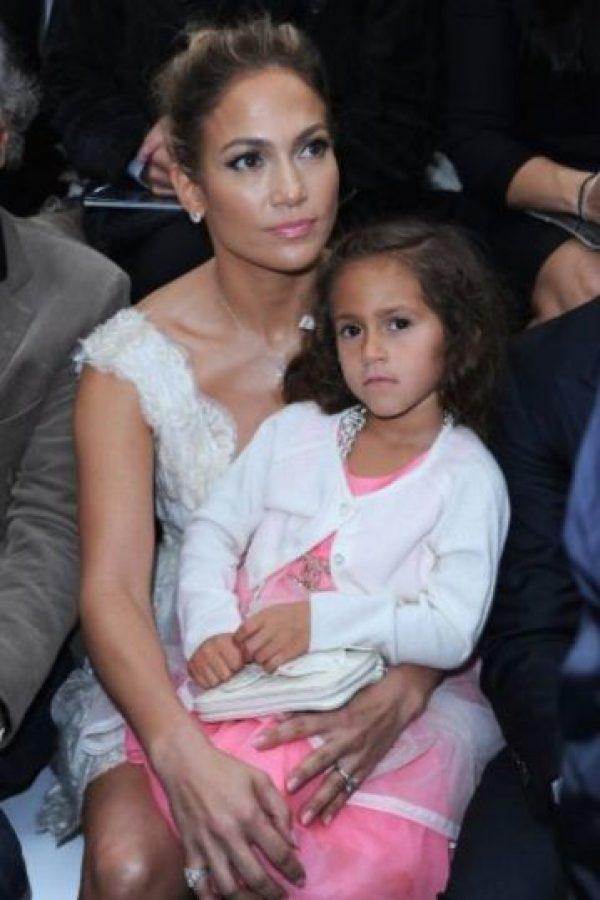 Jennifer López y Emme Foto:Getty Images