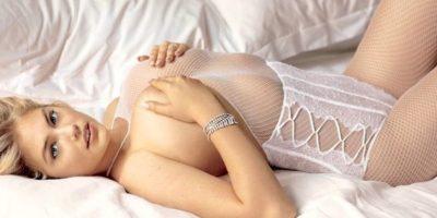 La actriz y modelo tiene 23 años Foto:Vía instagram.com/kateupton