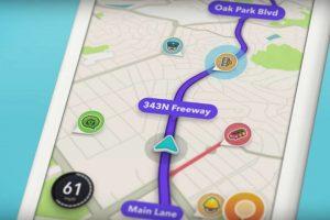 Waze 4.0 ya está disponible para iOS. Foto:Waze