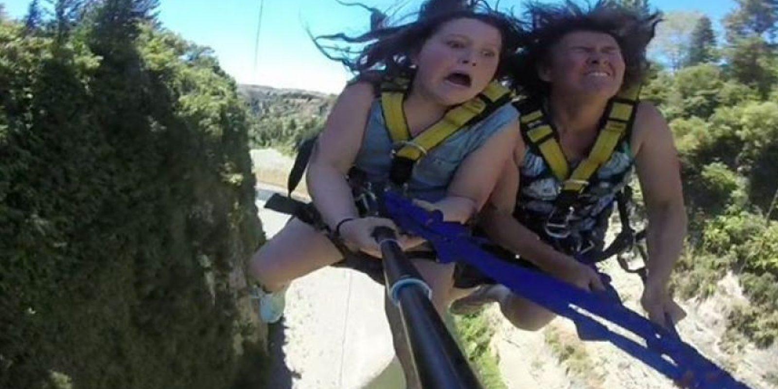 Gravity Canyon en Nueva Zelanda Foto:Facebook.com/gravitycanyonnz