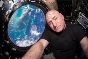 El astronauta Scott Kelly, quien pasará un año en el espacio Foto:Instagram.com/NASA