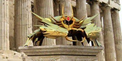 """Las 12 armaduras de los """"Caballeros del Zodiaco"""" sí existen"""