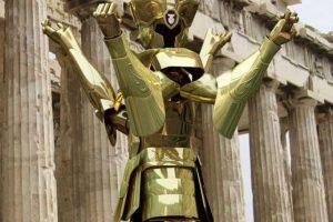 Saga: caballero guardián de la casa de Géminis