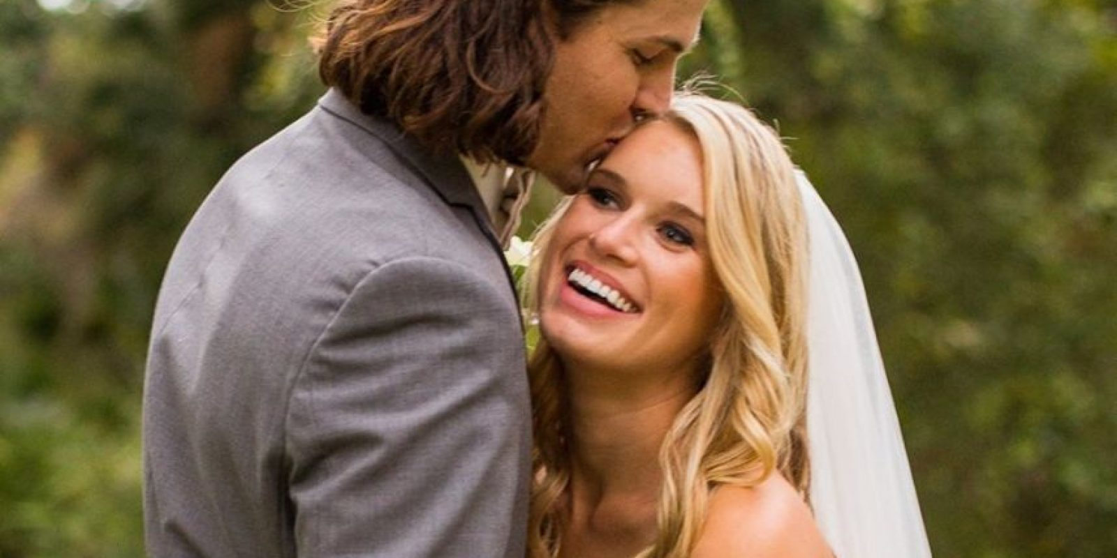 Esposa de Jacob deGrom, pitcher de los Mets. Foto: Vía facebook.com/stacey.harris.984