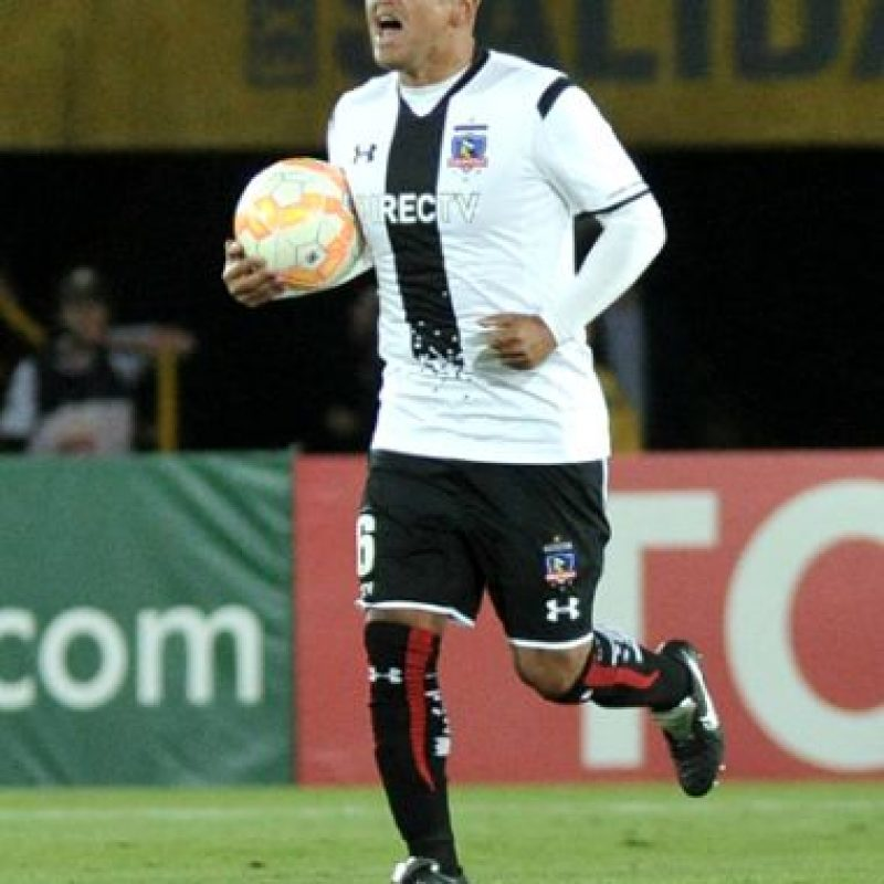 Este 2015 regresó a Colo-Colo. Foto: Getty Images