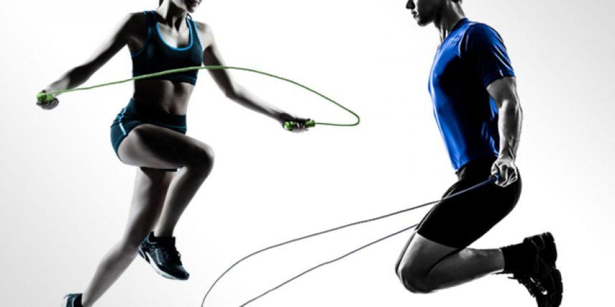 5 motivos para saltar la cuerda