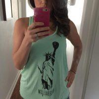 6. Kristin Smoak Foto:Vía instagram.com/kristinsmoak14