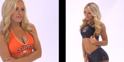 VIDEO. Hermosas cheerleaders encienden las redes antes del reinicio de la NBA