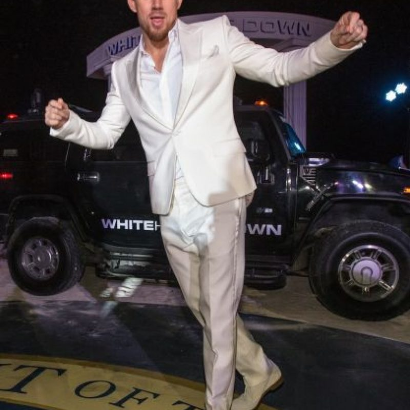 """""""Nunca he cambiado un pañal y voy a tener que necesitar mucha ayuda, va a ser una experiencia única para mi"""", comentó el actor, en aquel tiempo, a la revista """"Glamour"""". Foto:vía instagram.com/channingtatum"""