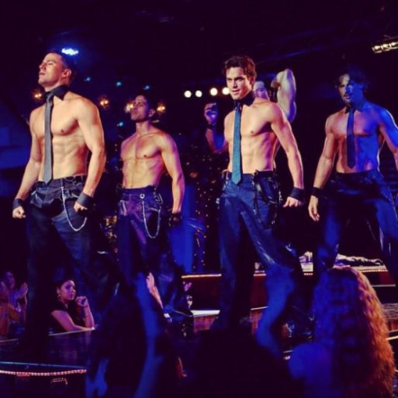 "Desde la cinta ""Magic Mike""… Foto: vía instagram.com/channingtatum"