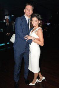 """Luego de grabar la cinta """"Step Up"""", en 2005 inició un romance con su coprotagonista, Jenna Dewan. Foto:Getty Images"""