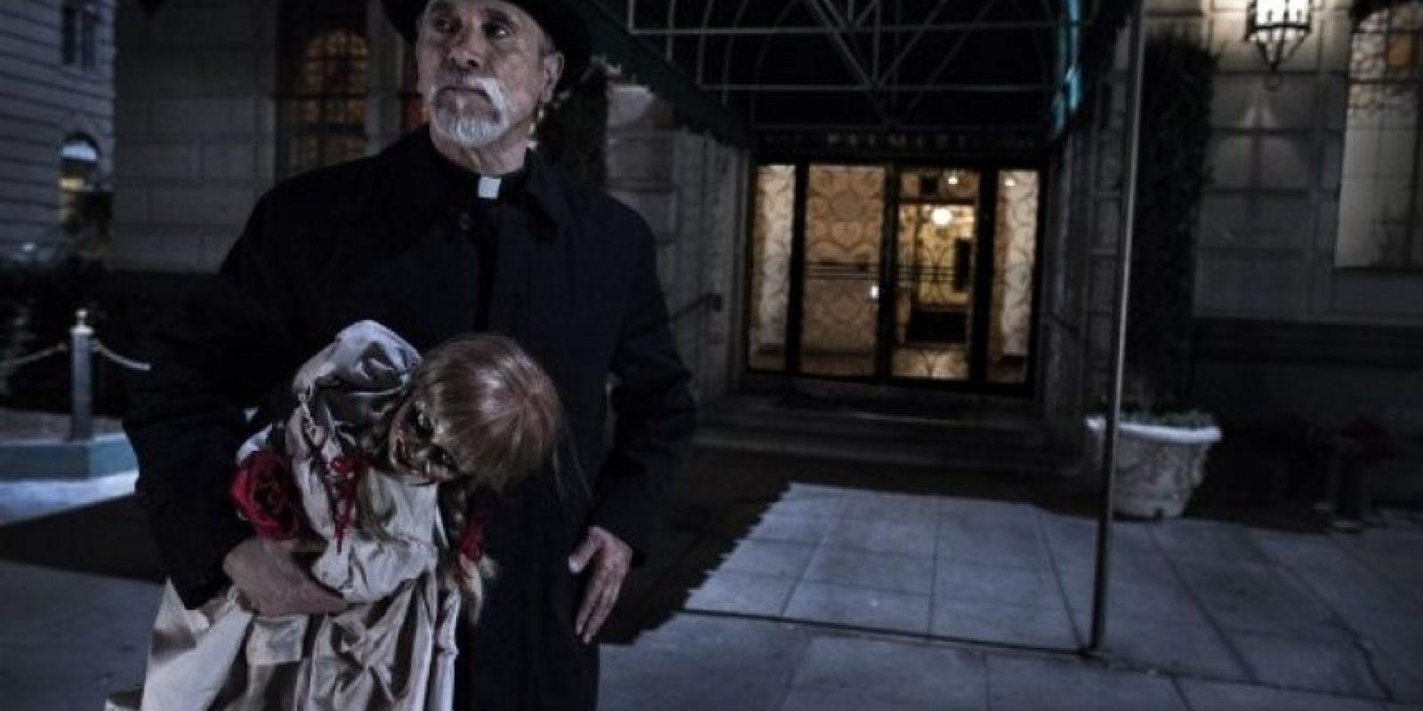"""Annabelle"" se convirtió en un éxito en taquilla a nivel mundial. Foto:Warner Bros."