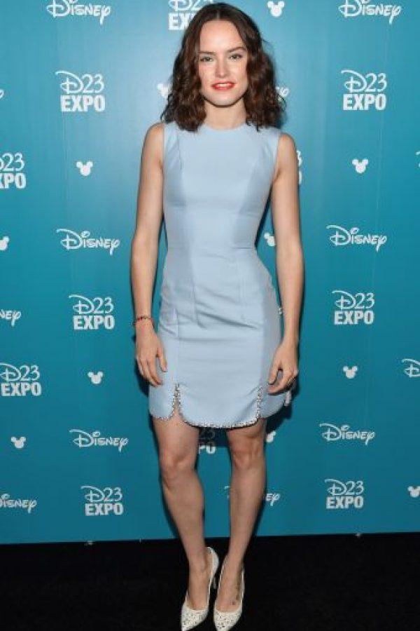 """Daisy Ridley le da vida a """"Rey"""" Foto:Getty Images"""