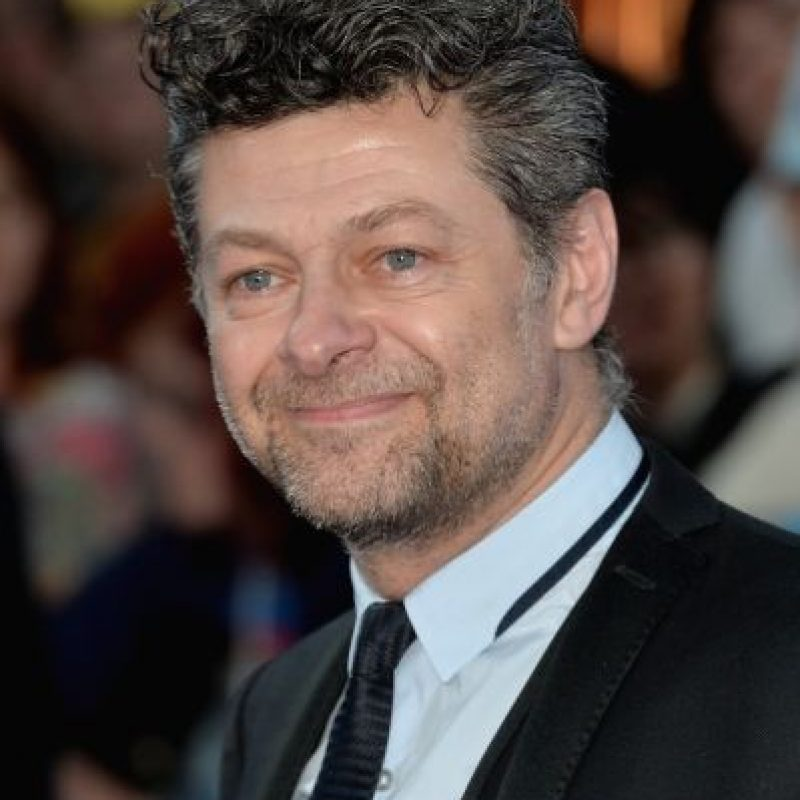"Andy Serkis tendrá el papel del ""Líder Supremo Snoke"" Foto: Getty Images"