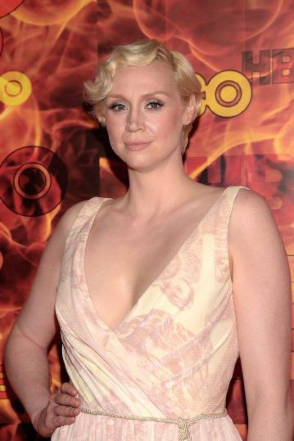 """Gwendoline Christie le dará vida a la """"Capitán Phasma"""" Foto:Getty Images"""