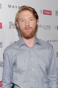 "Domhnall Gleeson será el ""General Hux"" Foto: Getty Images"