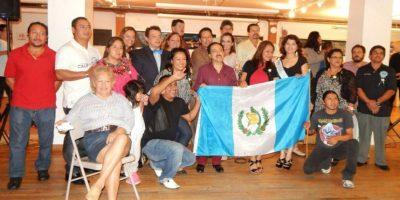 Festejan el Día del  guatemalteco en California, Estados Unidos