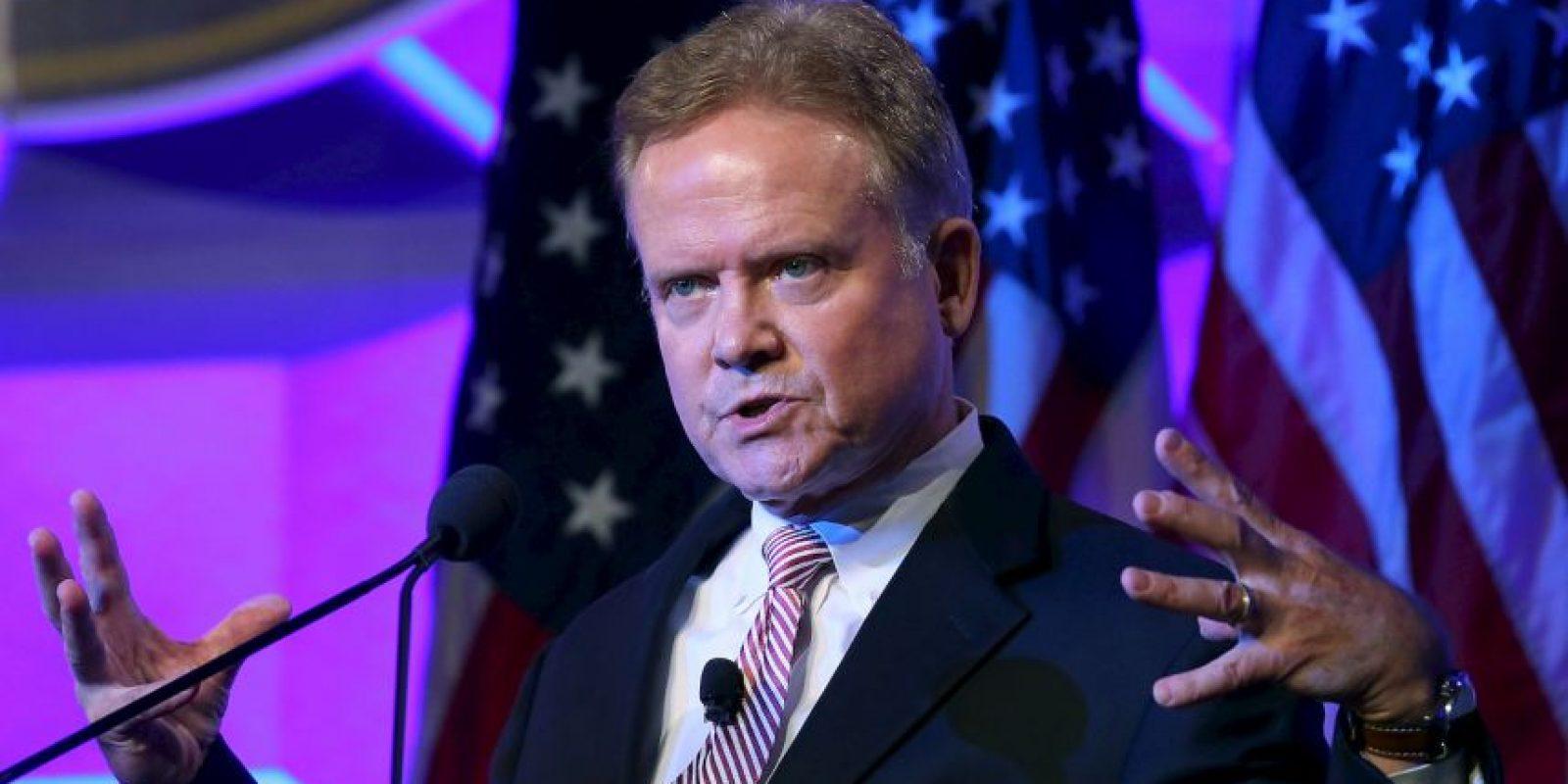 Ha destacado su experiencia militar como parte de su campaña. Foto:Getty Images