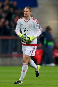 9. Manuel Neuer (Bayern Munich/Alemania) Foto: Getty Images