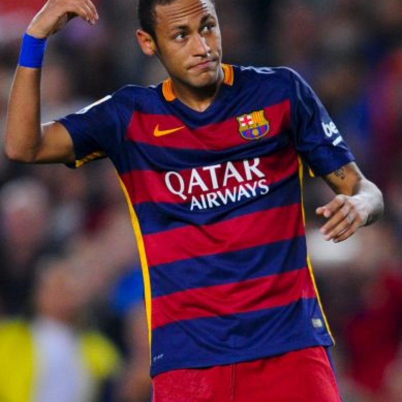 19. Neymar (Barcelona/Brasil) Foto: Getty Images