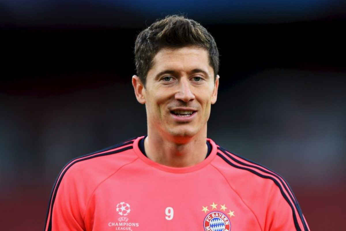 Robert Lewandowski se ha convertido en uno de los goleadores más letales de Europa Foto: Getty Images