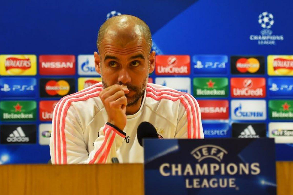El partido de esta tarde es uno de los más complicados para los pupilos de Pep Guardiola Foto:Getty Images