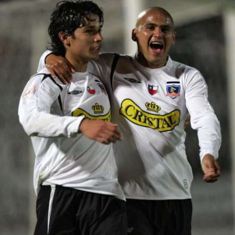 Surgió de este club chileno en 2006. Foto: Getty Images