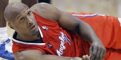 Filtran imágenes de Lamar Odom inconsciente en el burdel antes de su sobredosis